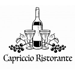 $25.00 Capriccio Ristorante voucher for only $12.50