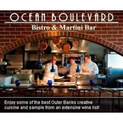 $50.00 Ocean Boulevard gift voucher for only $25.00