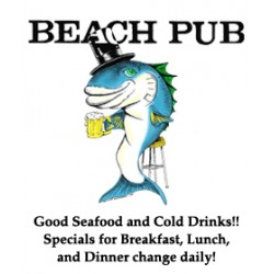 $30.00 Beach Pub Voucher for $15.00
