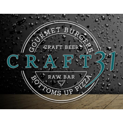 $25.00 Craft 31 Voucher for only $12.50