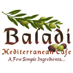$30.00 Baladi Mediterranean Cafe Voucher for Only $15.00